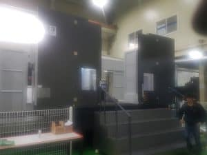 used Doosan boring machine DBC 250L II